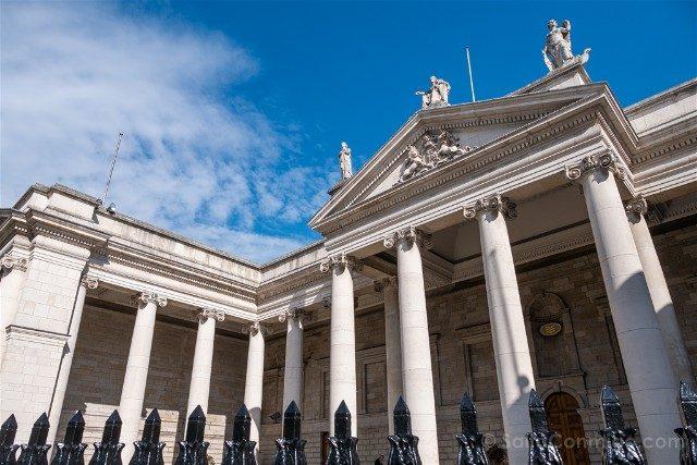 Que ver en Dublin Bank of Ireland