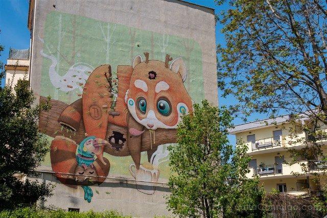 Roma Grafiti Torpignatara