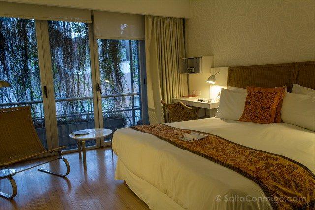 CasaCalma Hotel Buenos Aires Habitacion