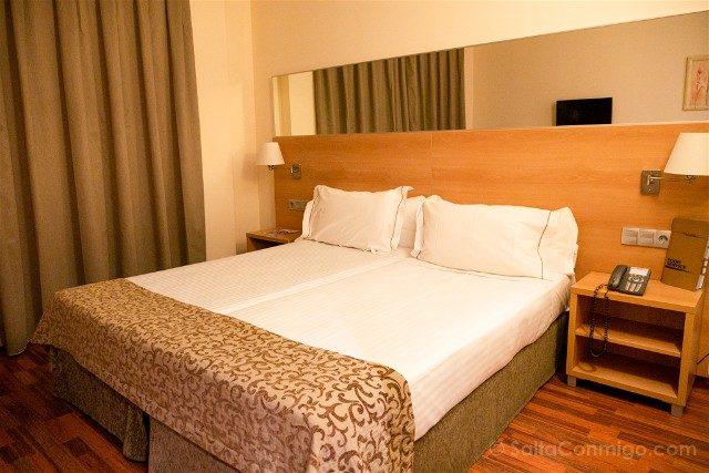Dormir Garraf Hotel Desitges Habitacion