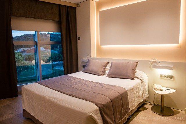 Dormir en Terrassa Hotel Don Candido Habitacion