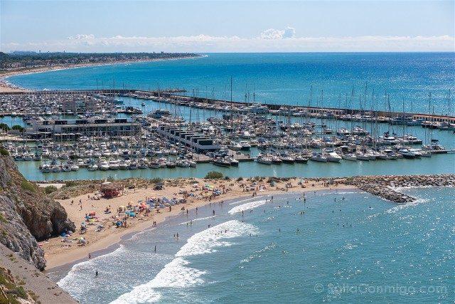 Garraf Mirador Port Ginesta