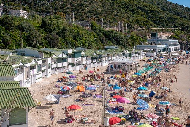 Garraf Playa Les Casetes Cerca