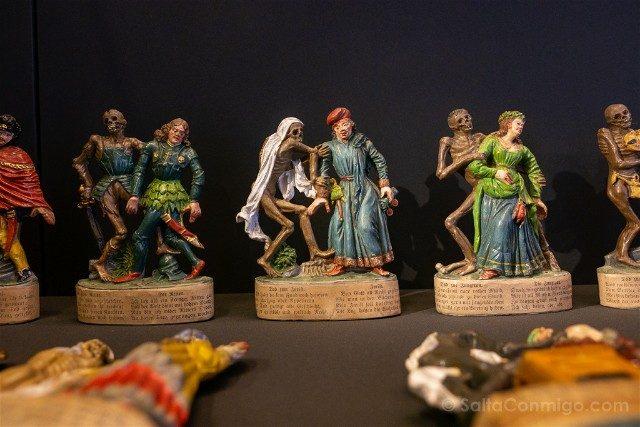 Museos de Basilea Historisches Museum Basel Historia Danza Macabra