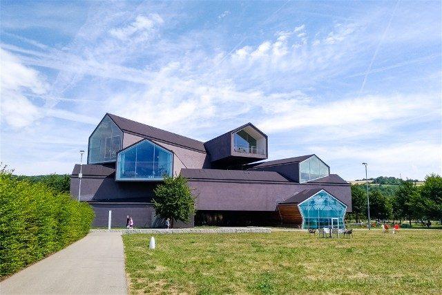 Museos de Basilea Vitra Design Museum Herzog & De Meuron