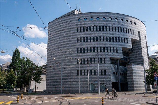 Que Ver en Basilea Arquitectura Contemporanea Mario Botta