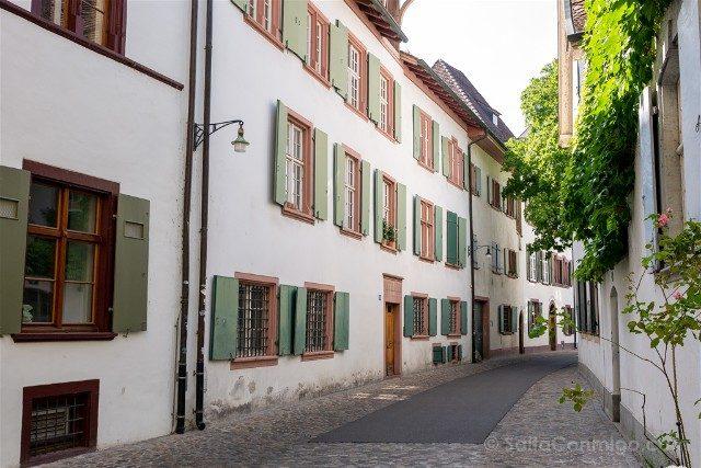 Que Ver en Basilea Casco Historico