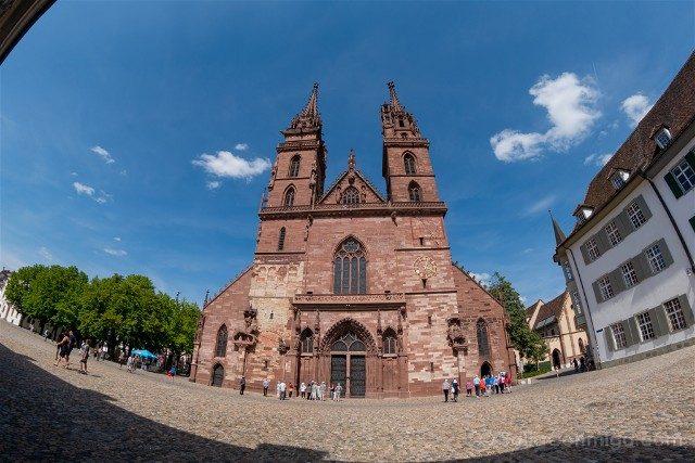 Que Ver en Basilea Catedral Ojo Pez
