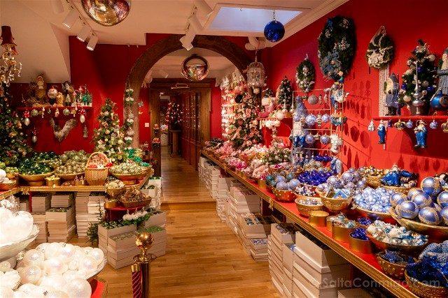 Que Ver en Basilea Navidad Johann Wanner Tienda