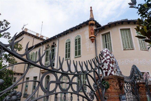 Que Ver en Terrassa Modernismo Casa Baumann Exterior