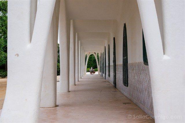 Que Ver en Terrassa Modernismo Masia Freixa Arcos