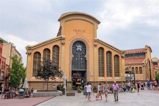 Que Ver en Terrassa Modernismo Mercado Municipal