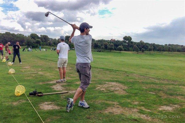 Que Ver en Terrassa Real Club Golf El Prat Swing