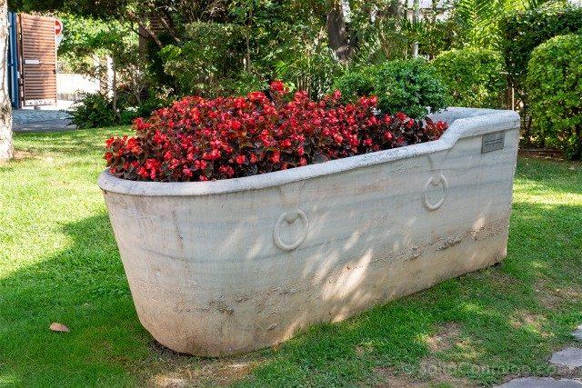 Que Ver en La Garriga Hotel Balneario Blancafort Jardin Banera