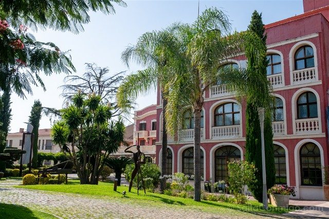 Que Ver en La Garriga Hotel Balneario Blancafort Jardin