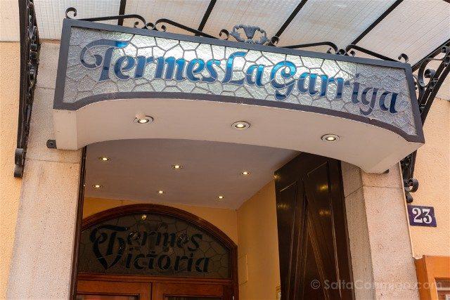 Que Ver en La Garriga Hotel Balneario Termes Victoria