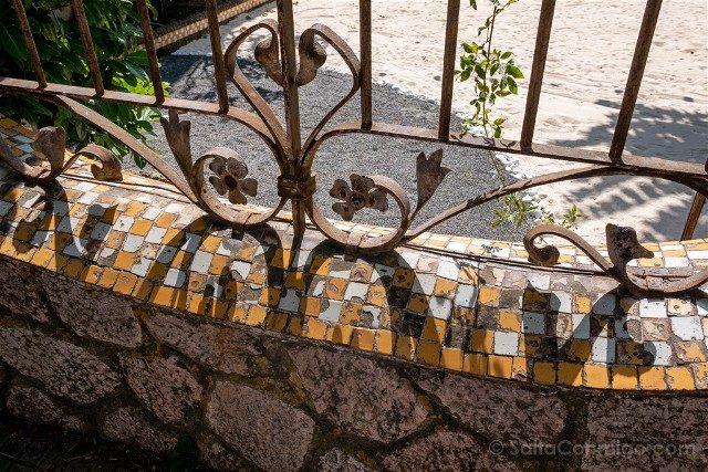 Que Ver en La Garriga Modernismo Illa Raspall Trencadis