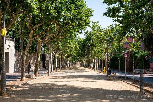 Que Ver en La Garriga Passeig