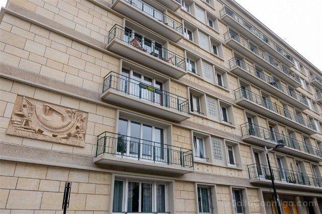 Que Ver en Le Havre Avenue Foch Edificio