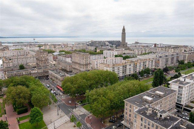 Que Ver en Le Havre Ayuntamiento Perret Torre Iglesia