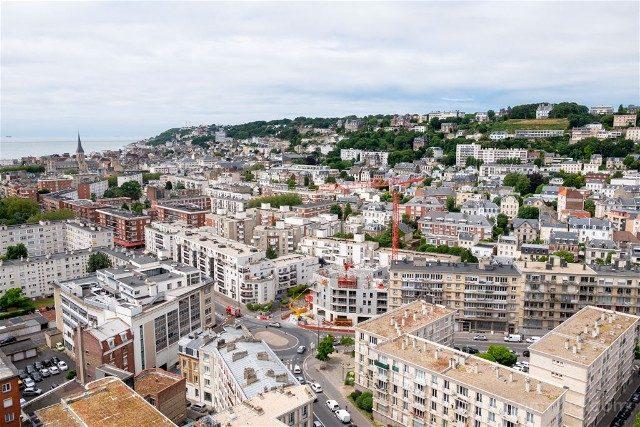 Que Ver en Le Havre Ayuntamiento Perret Torre Vistas