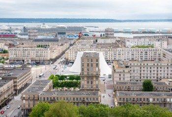 Que Ver en Le Havre Ayuntamiento Perret Torre Volcan Puerto