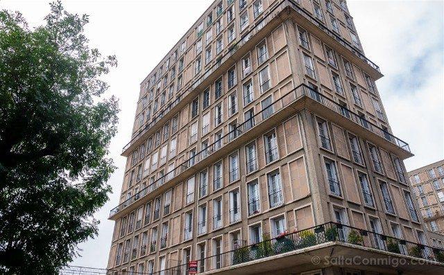 Que Ver en Le Havre Edificio Hormigon Perret