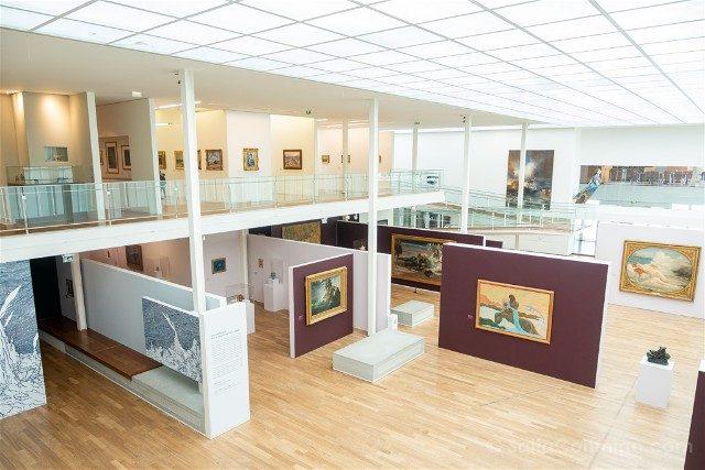 Que Ver en Le Havre Museo Malraux General