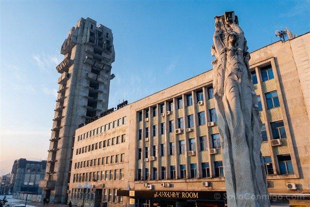 Shumen Plaza Osvobozhdenie