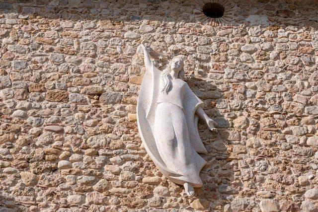 Alt Penedes Torrelavit Imagen Virgen