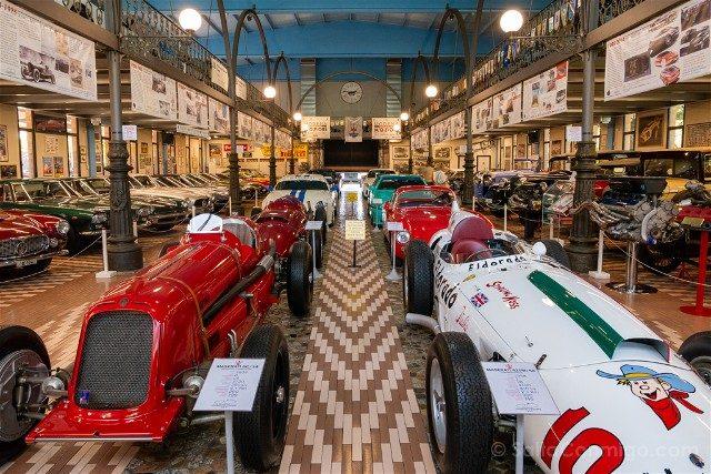 Collezione Umberto Panini Motor Valley Museo Maserati Panorama