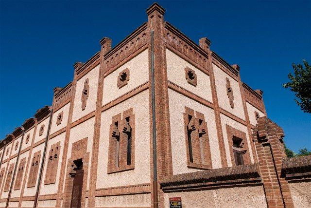 Colonia Guell Convento Escuela Femenina
