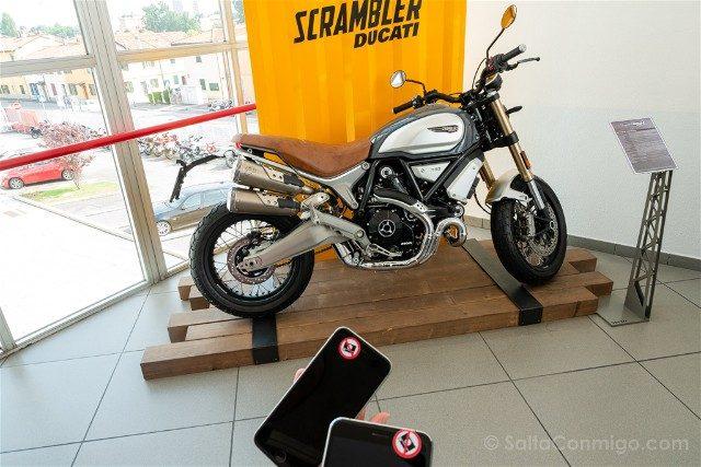 Museo Ducati Motor Valley Movil