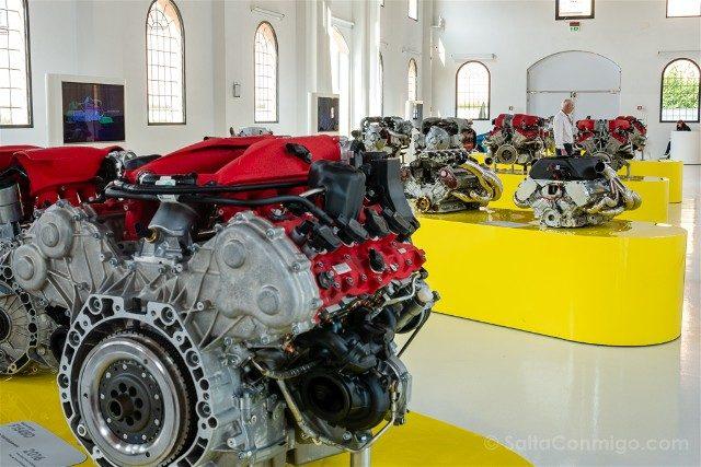 Museo Enzo Ferrari Motor Valley Motores