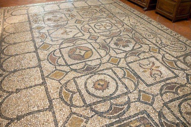 Palacio de Viana Cordoba Interior Mosaico