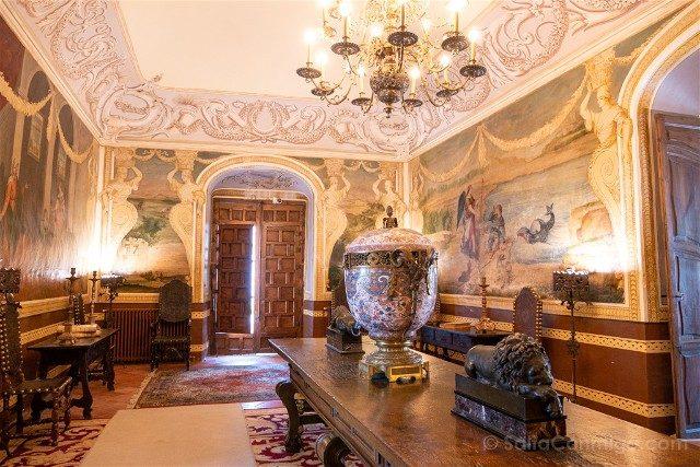 Palacio de Viana Cordoba Interior Salon Tobias
