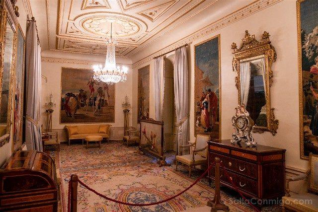 Palacio de Viana Cordoba Interior Tapices