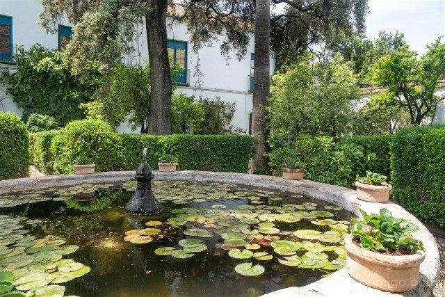 Palacio de Viana Cordoba Jardin