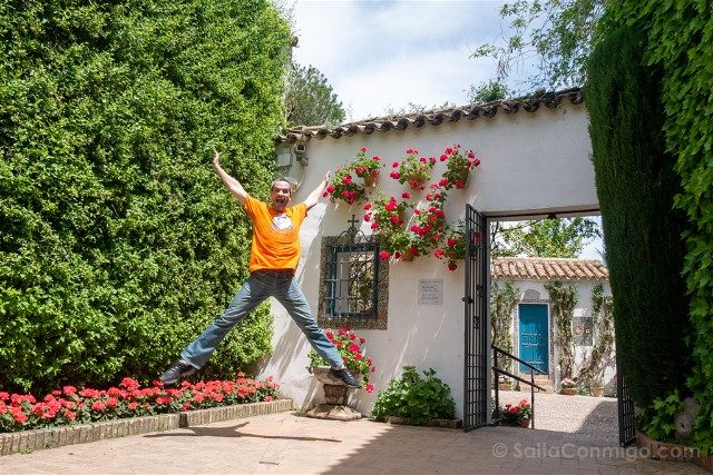 Palacio de Viana Cordoba Patio Jardineros Salto