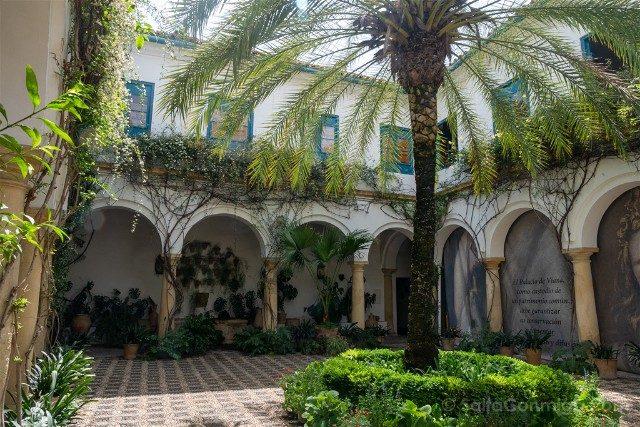 Palacio de Viana Cordoba Patio Recibo