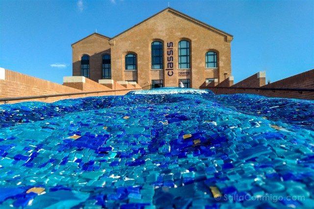 Que Ver en Ravenna Museo Citta Territorio Cascada Mosaico