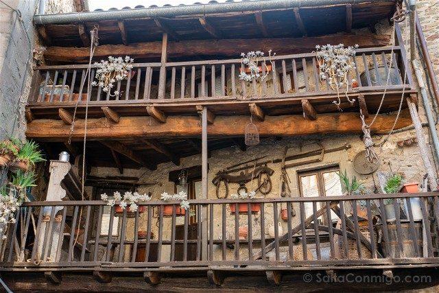Que Ver en Rupit Balcon Museo