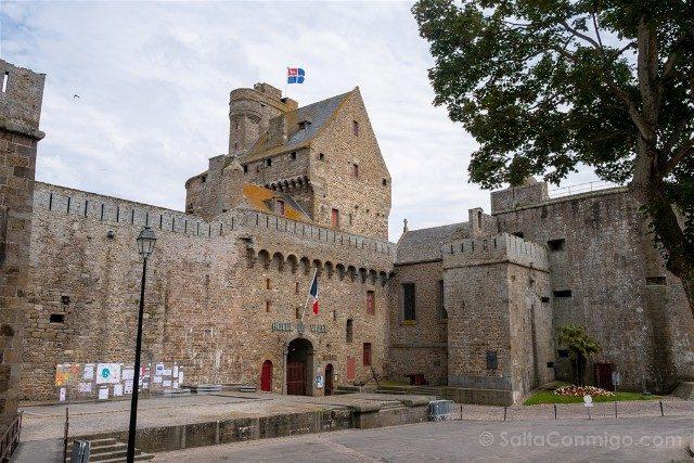 Que Ver en Saint-Malo Castillo