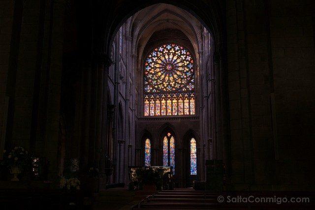 Que Ver en Saint-Malo Catedral Roseton