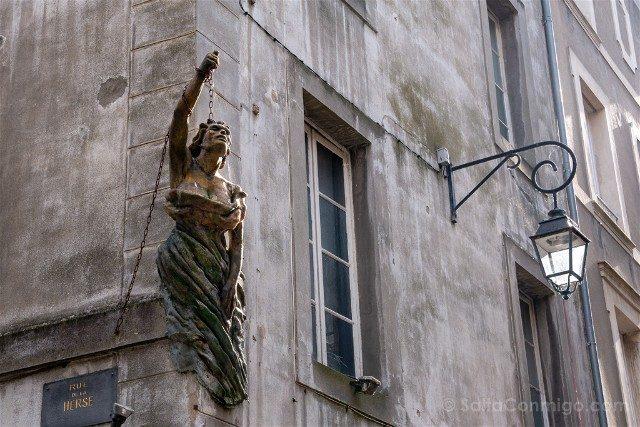 Que Ver en Saint-Malo Detalle Edificio