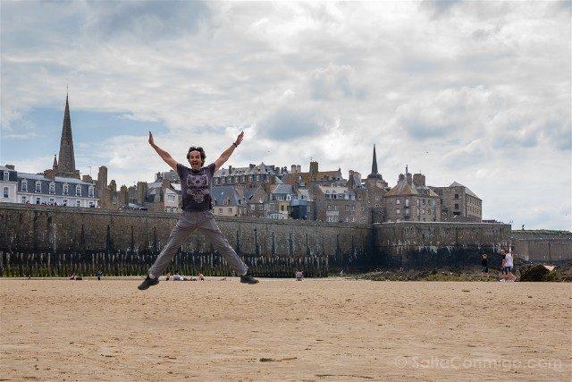 Que Ver en Saint Malo Dique Salto