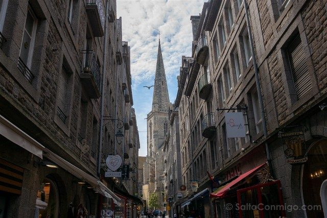 Que Ver en Saint-Malo Grand-Rue