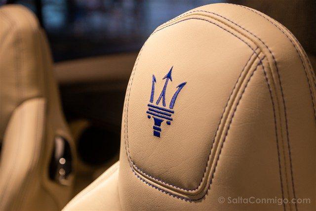 Showroom Maserati Motor Valley Logo