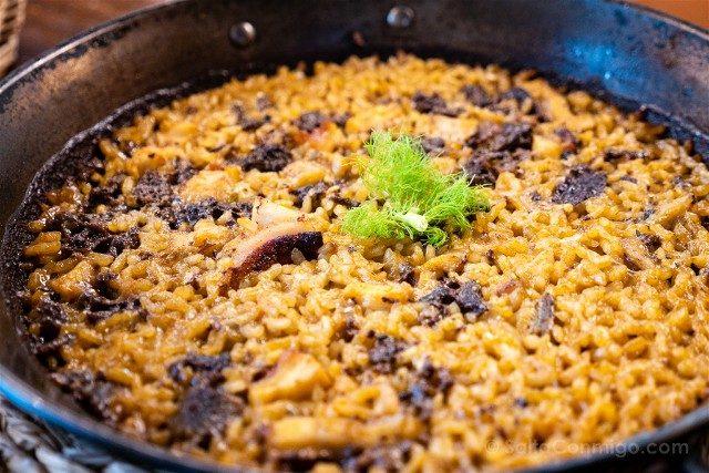 Donde Comer en la Provincia de Barcelona Corpus Arroz
