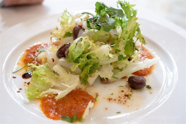 Donde Comer en la Provincia de Barcelona El Santuari Bacalao
